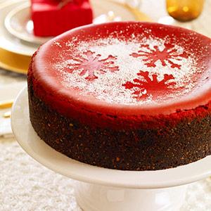 Christmas Cheesecake Ideas.Christmas Theseheavenlyholidays